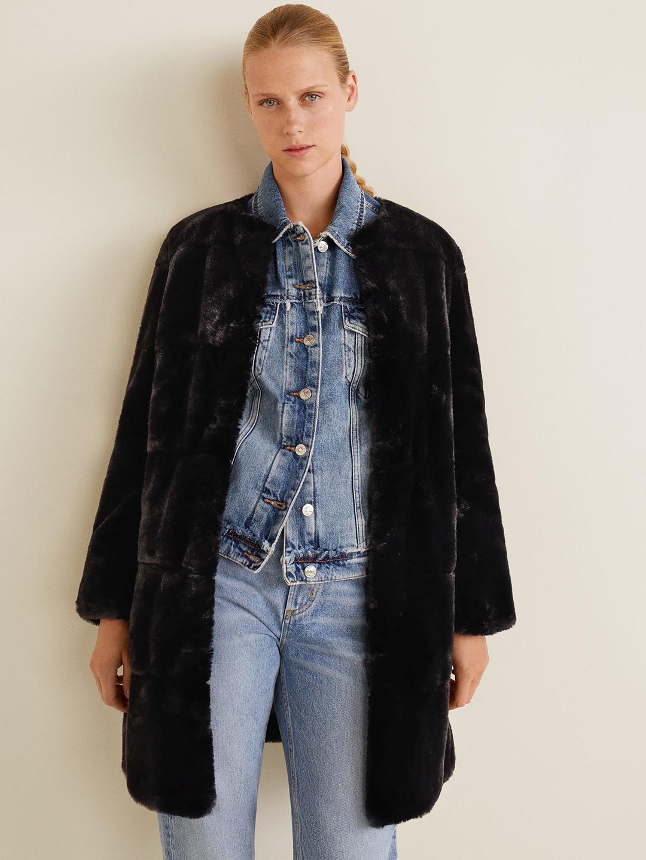 7d8ff9ced Long Jackets for Women - Buy Women Long Coats Online - Myntra
