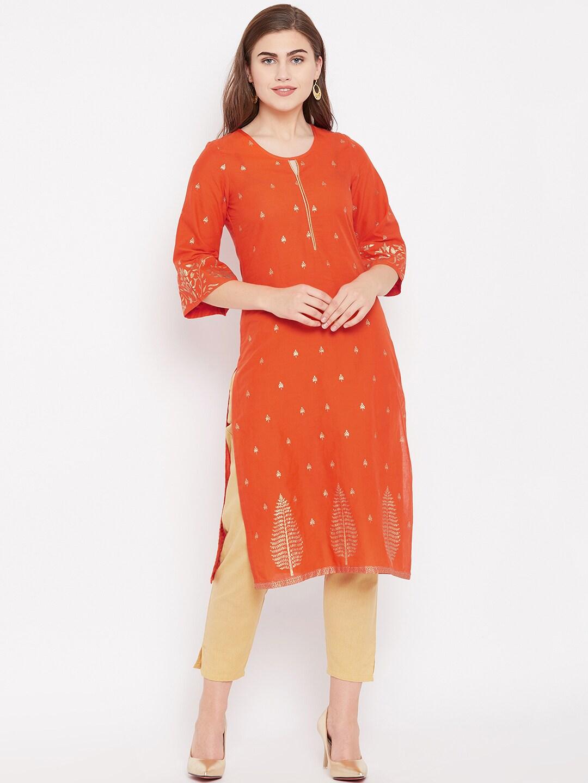 ff3b443753a Kurtis Online - Buy Designer Kurtis   Suits for Women - Myntra