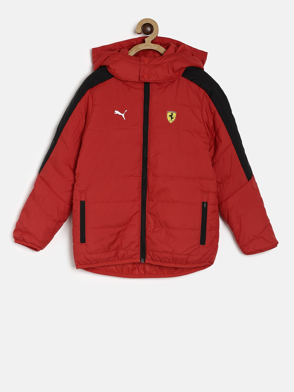 Puma Red Ferrari Jackets - Buy Puma Red Ferrari Jackets online in India 2313502a04