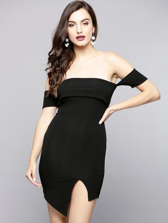19ad409d22 Women Black Caps Dresses - Buy Women Black Caps Dresses online in India