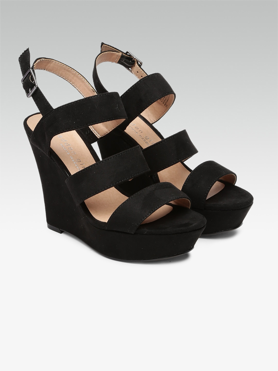 468b03b1d02 Steve Madden Wedge Shoes - Buy Steve Madden Wedge Shoes online in India