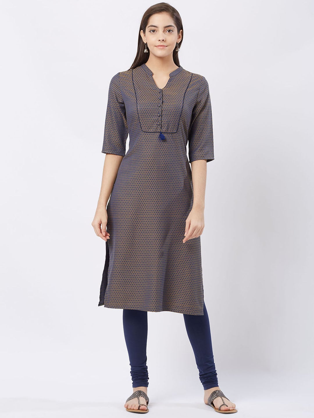 bcf5793f95a Kurtis Online - Buy Designer Kurtis   Suits for Women - Myntra