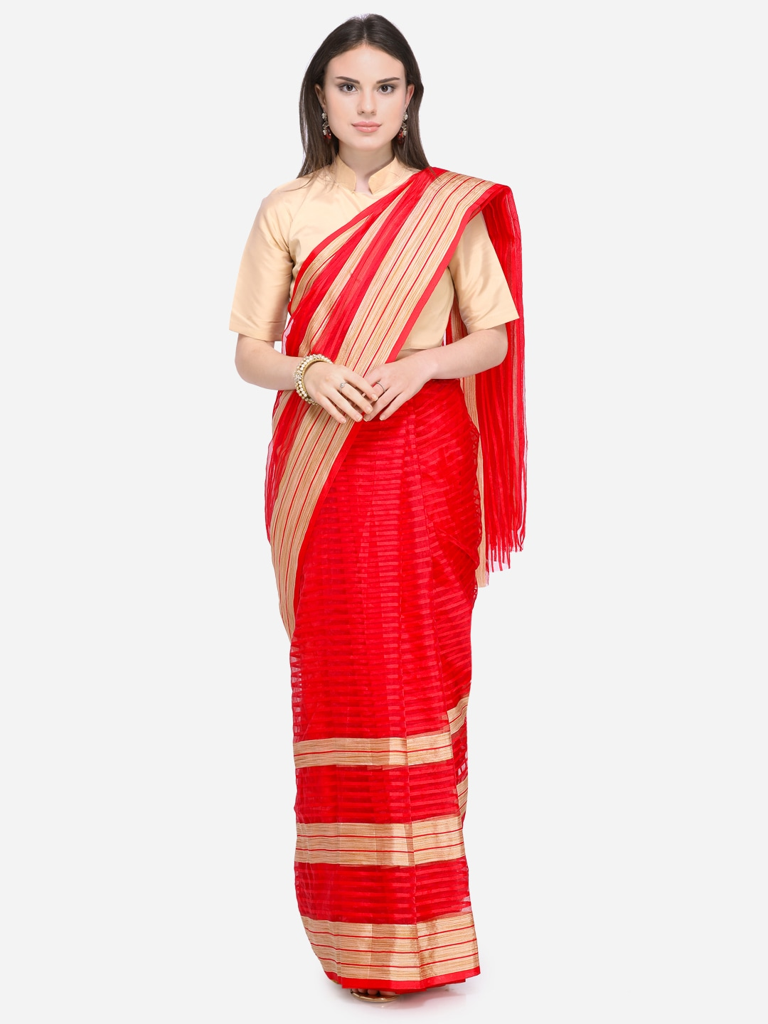 0ffcd878f Cotton Sarees - Buy Cotton Sarees Online in India