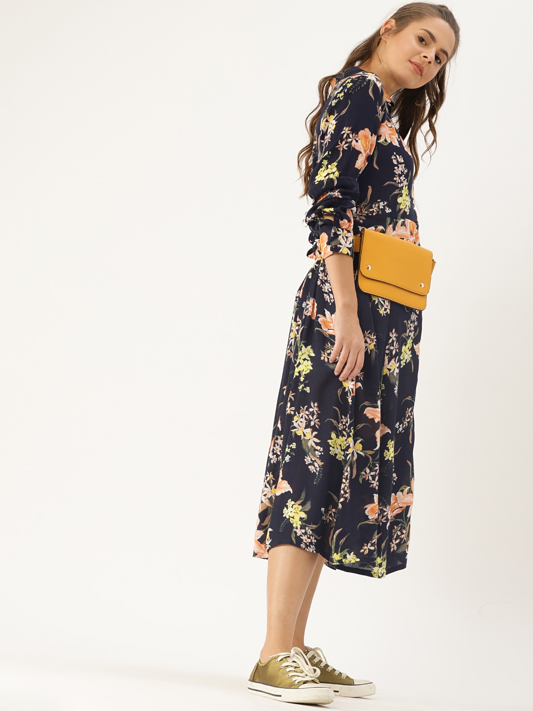 7a13f8a70c Long Dresses - Buy Maxi Dresses for Women Online in India - Upto 70% OFF