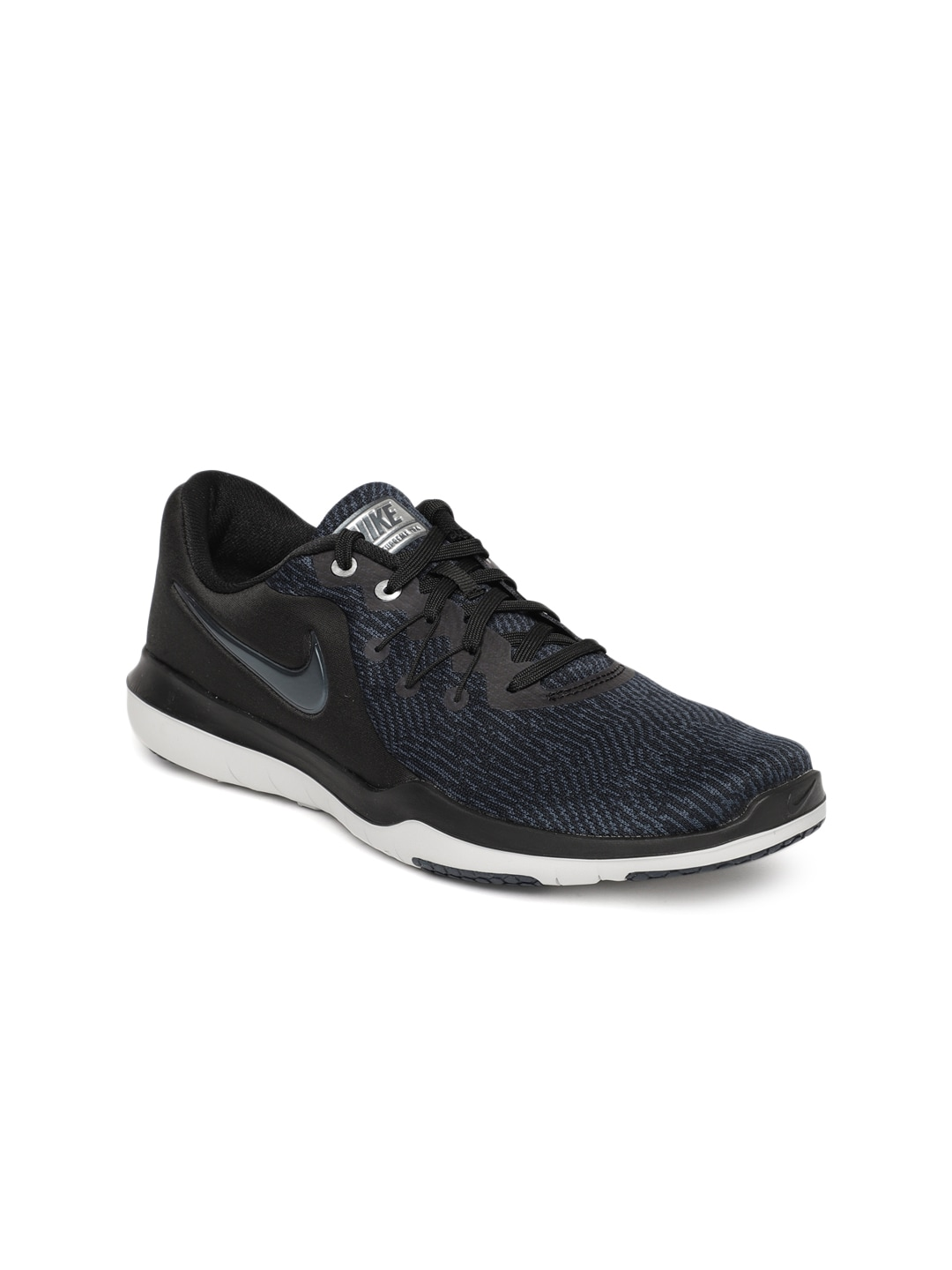 low priced 7b484 edacb Nike Navy Blue Blue Shoes - Buy Nike Navy Blue Blue Shoes online in India