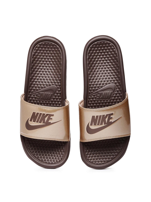 0a8d3bdcb337 Nike Benassi Flip Flops - Buy Nike Benassi Flip Flops online in India