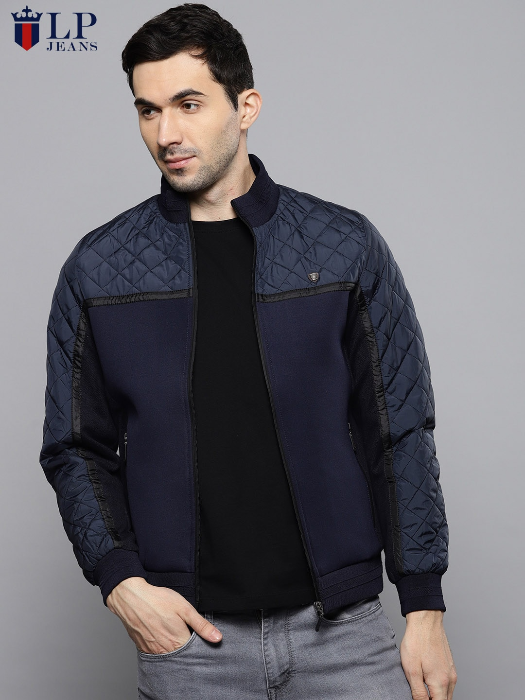 American Eagle Ae Military Jacket Lyst