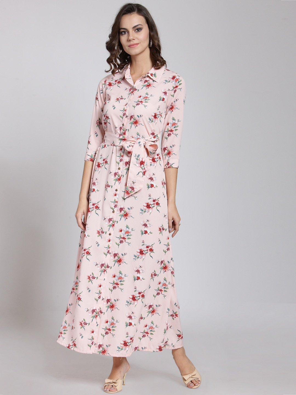 e72f49c3027 Pink Dress - Buy Pink Dresses For Women Online