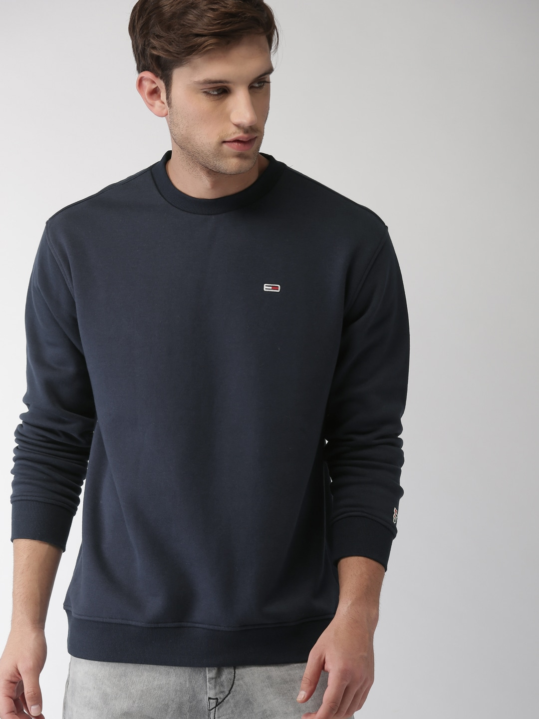 985fa7d5d7 Sweatshirts   Hoodies - Buy Sweatshirts   Hoodies for Men   Women Online -  Myntra