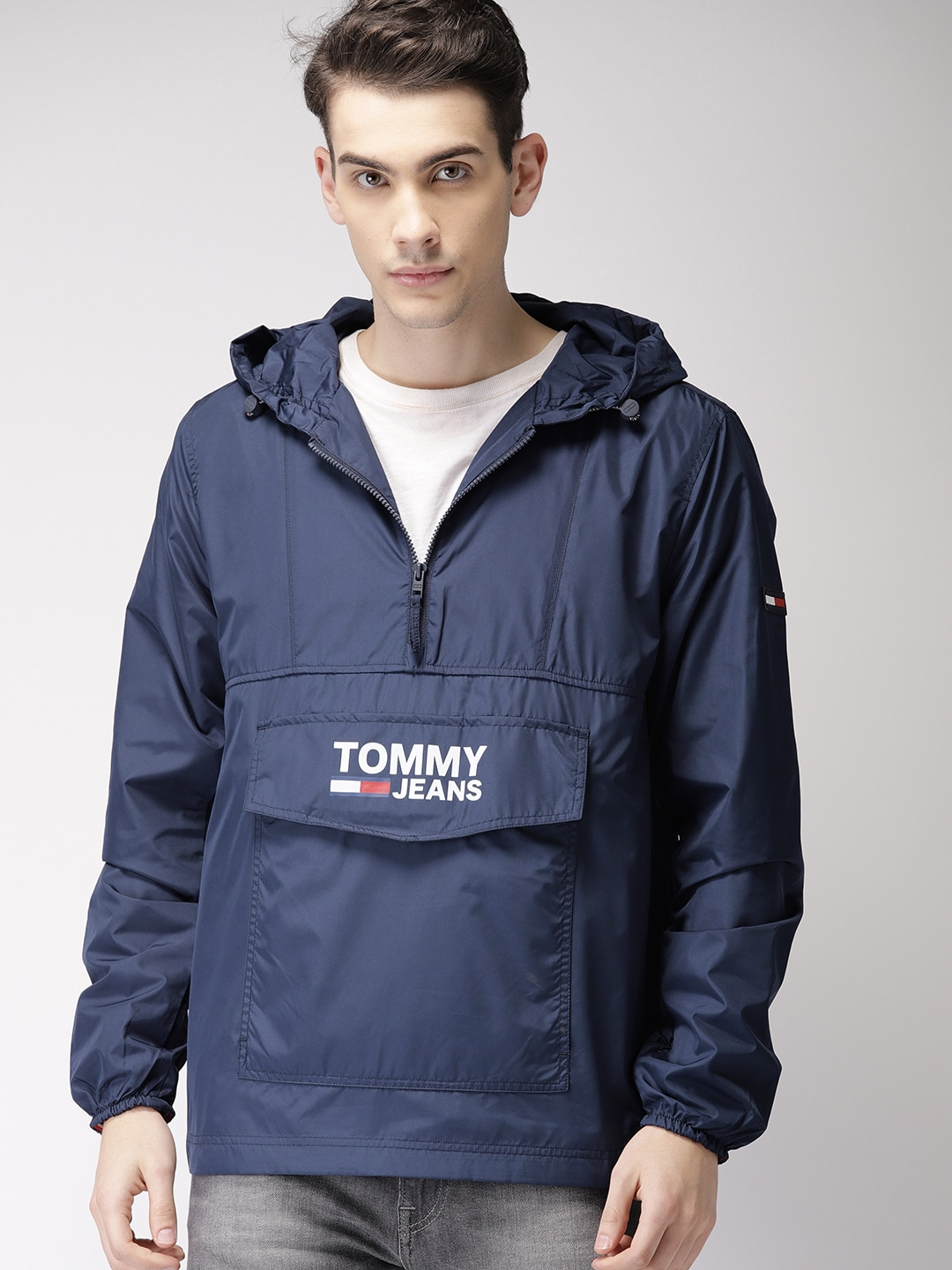 d9613051 Tommy Hilfiger Jeans Jackets - Buy Tommy Hilfiger Jeans Jackets online in  India