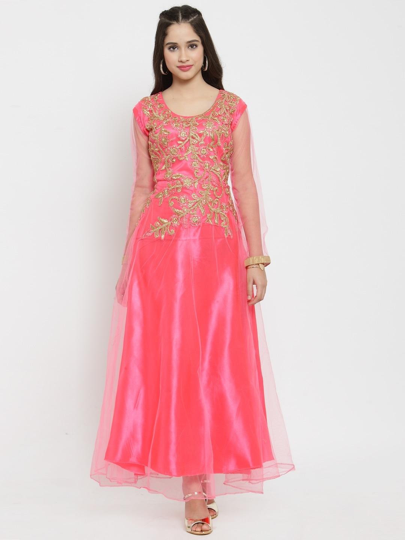 523c529e8d9 Net Gown - Buy Net Gown online in India