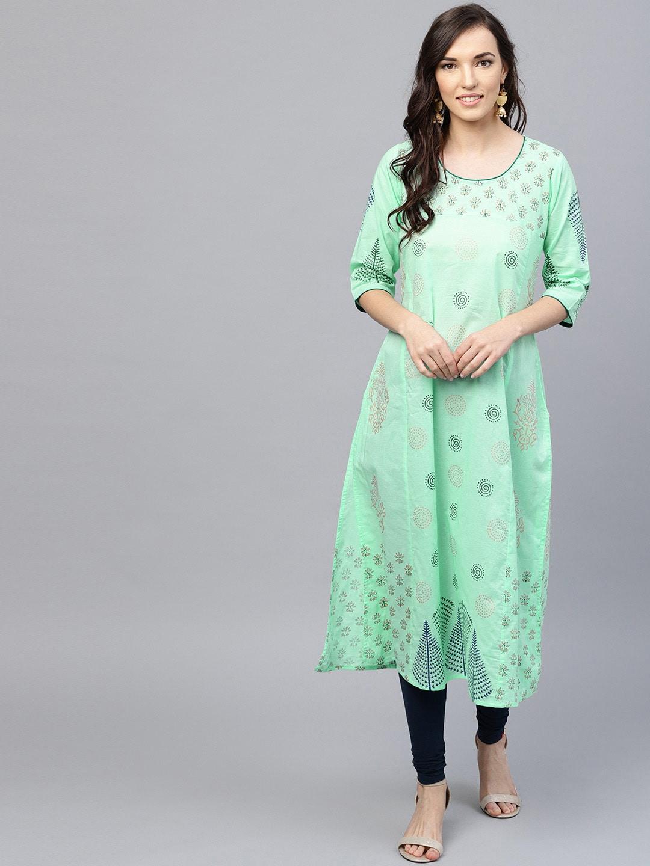 0b5d92a98e74 Sea Green - Buy Sea Green online in India