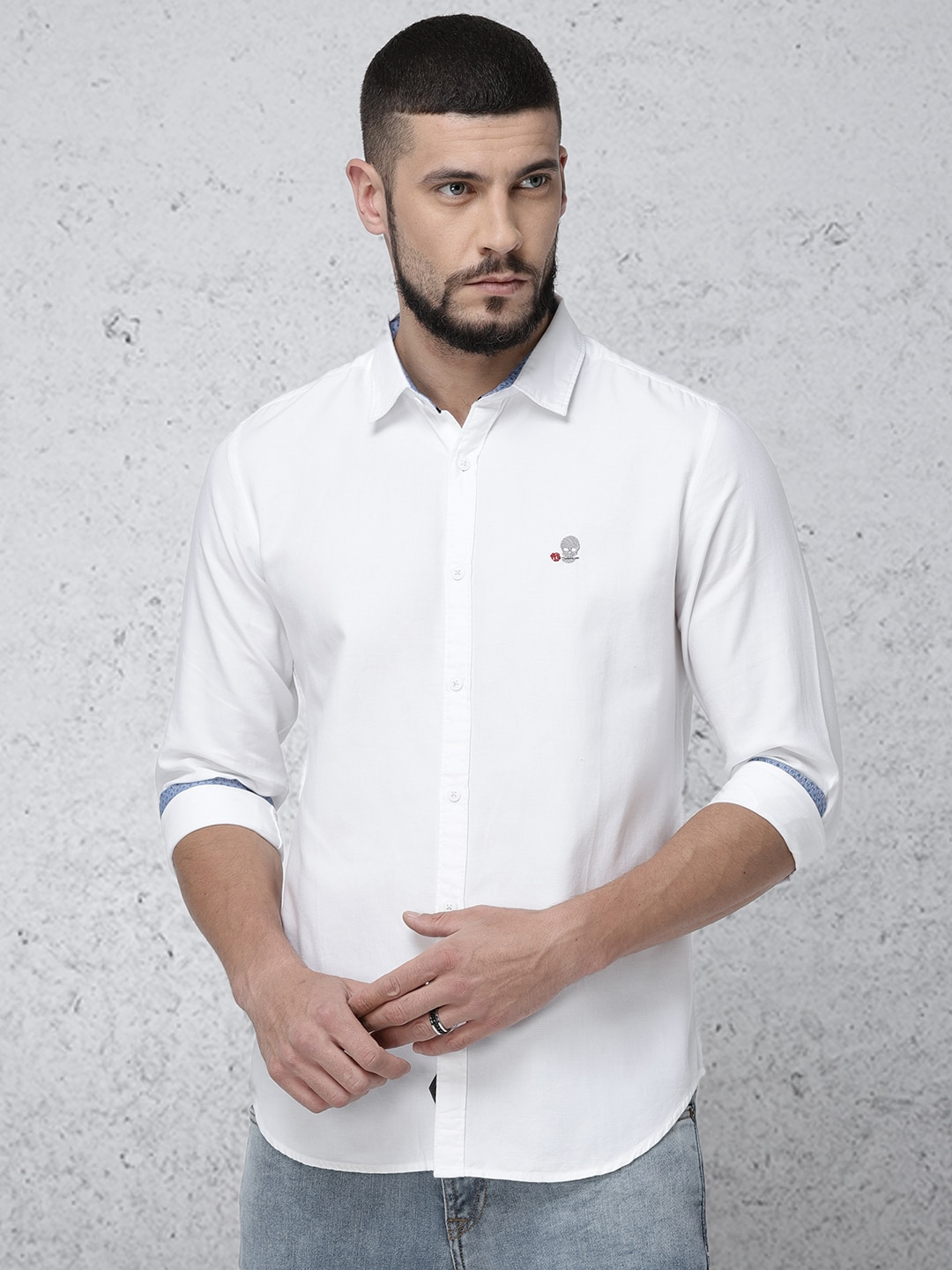 4ce8660360 Casual Shirts for Men - Buy Men Casual Shirt Online in India
