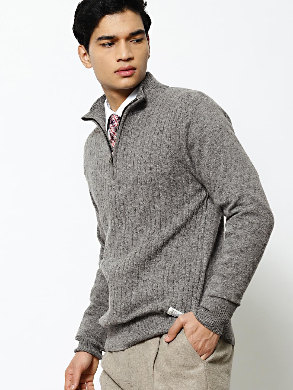 27dc69672fc Wool Sweaters - Buy Woollen Sweaters Online in India