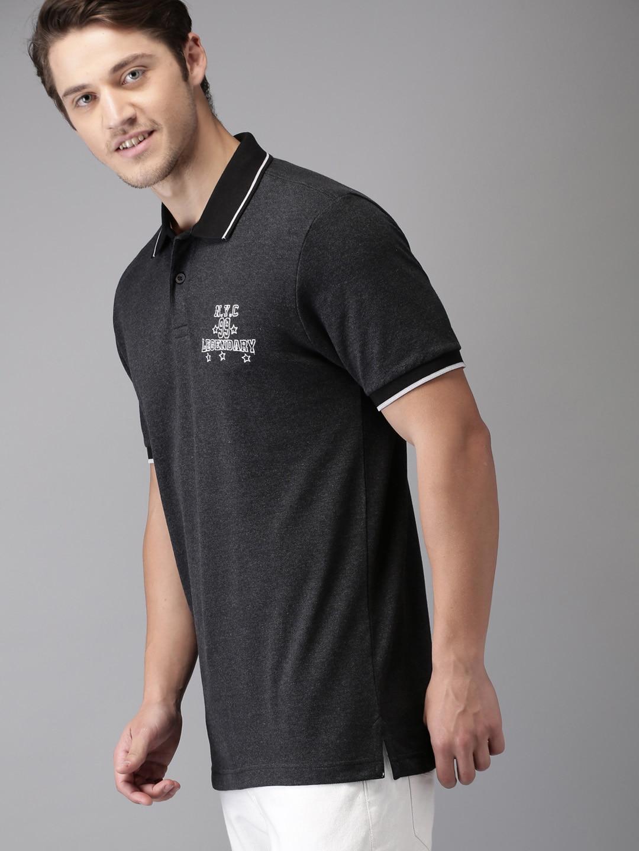 e530a55e09d Collar T-shirts - Buy Collared T-shirts Online