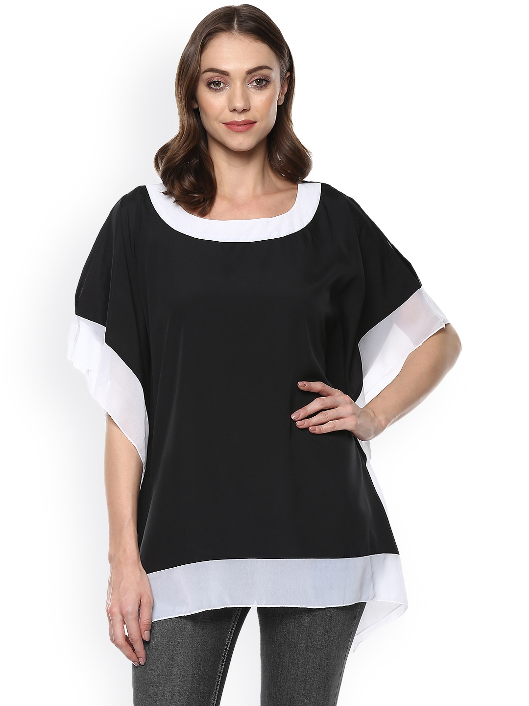 ad15c48565a Ladies Tops - Buy Tops   T-shirts for Women Online
