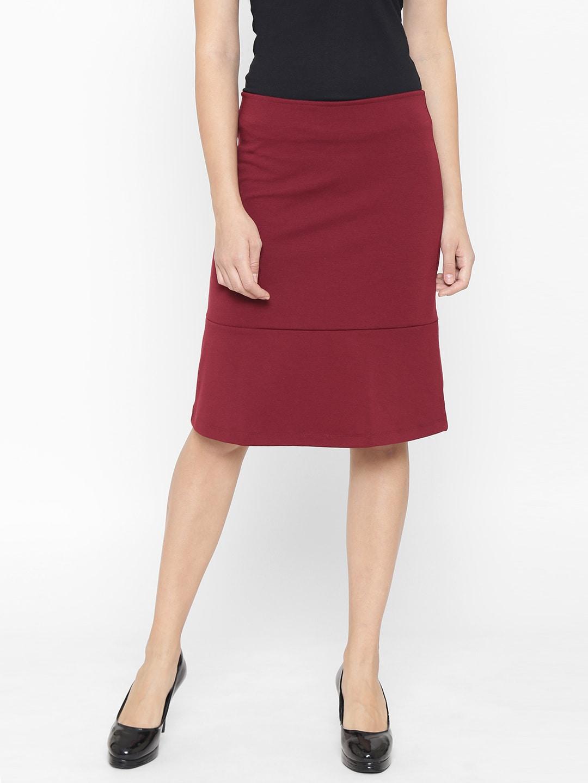 4578d9f2b Red Skirt - Buy Red Skirt online in India