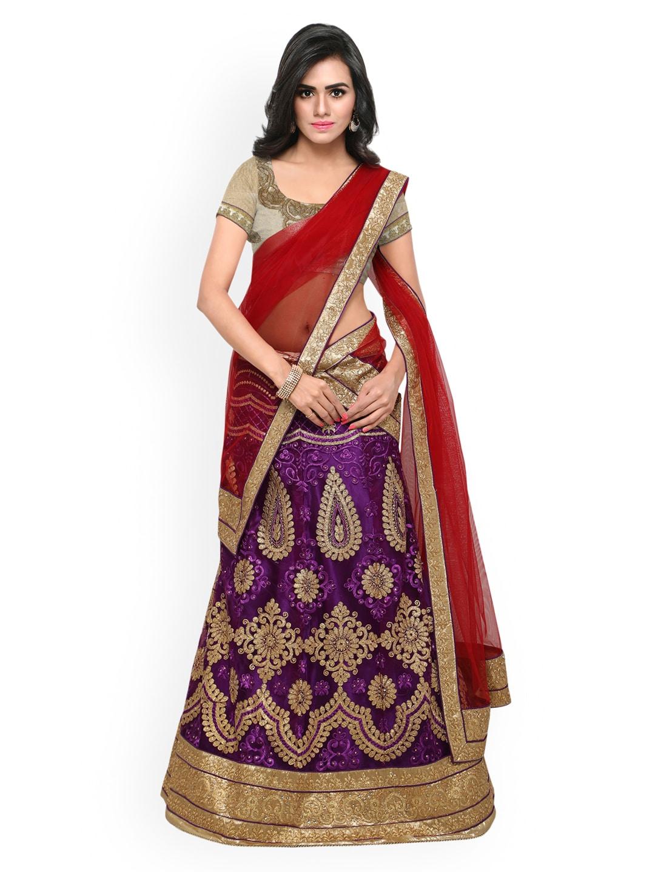 e4bab5a6e6f19 Silk Lehenga Choli - Buy Silk Lehenga Choli online in India
