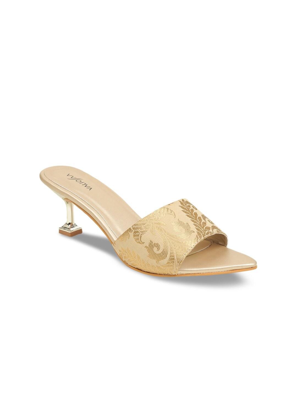 71ca101423e078 Women Ethnic Heels - Buy Women Ethnic Heels online in India