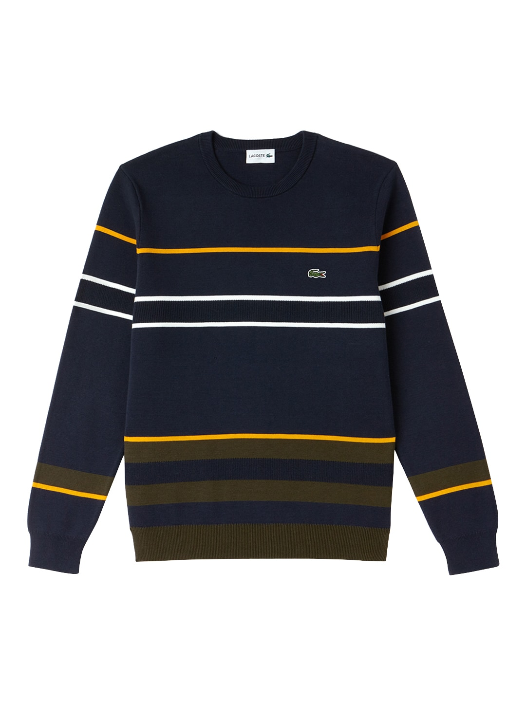 5297bb1762cc Lacoste Sweaters - Buy Lacoste Sweaters online in India