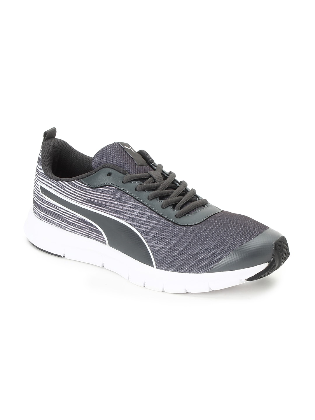 8766a34ecaec Puma Men Grey Sneakers