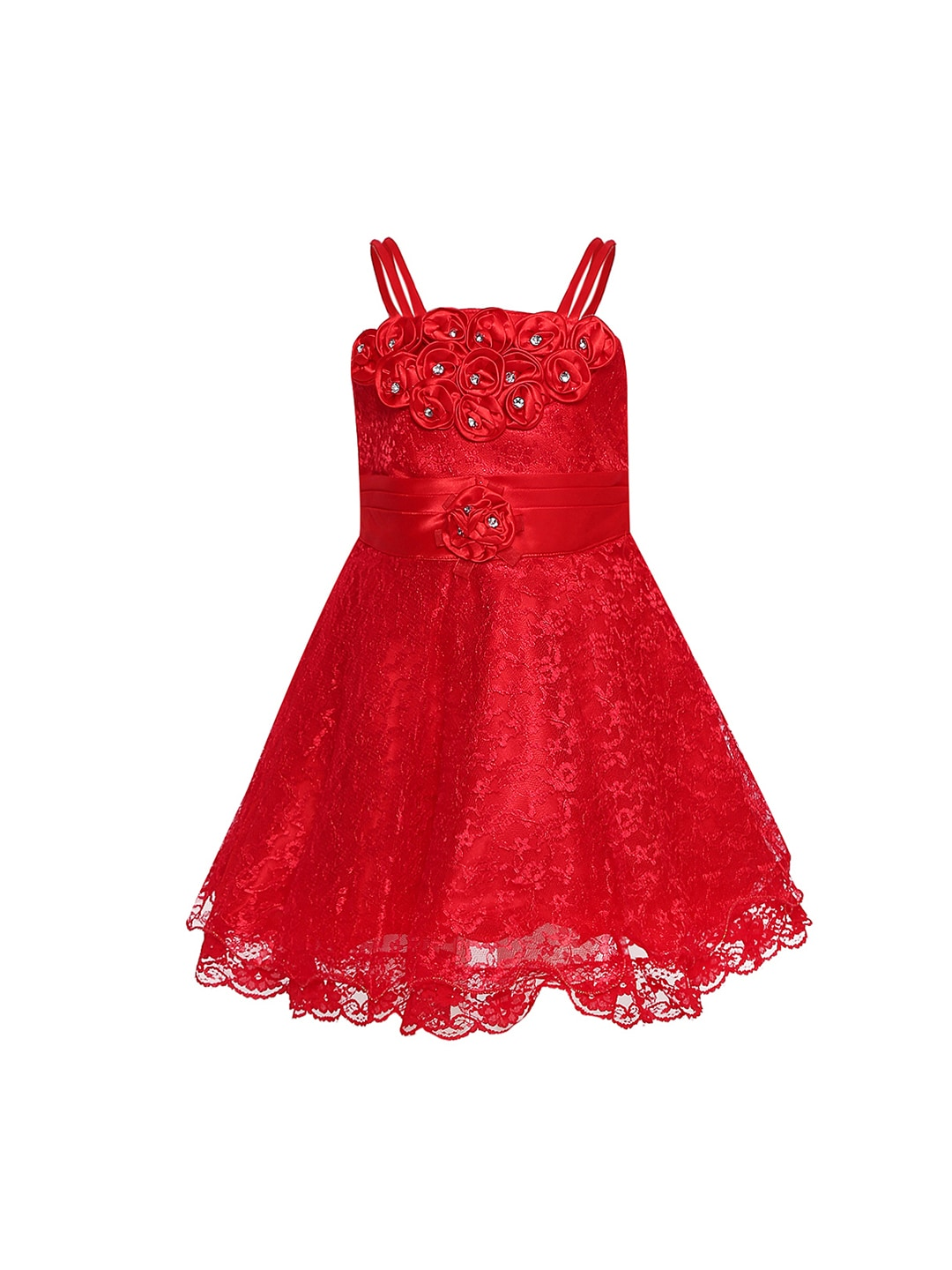 b76876b1a3b6 Girls Dresses - Buy Frocks   Gowns for Girls Online