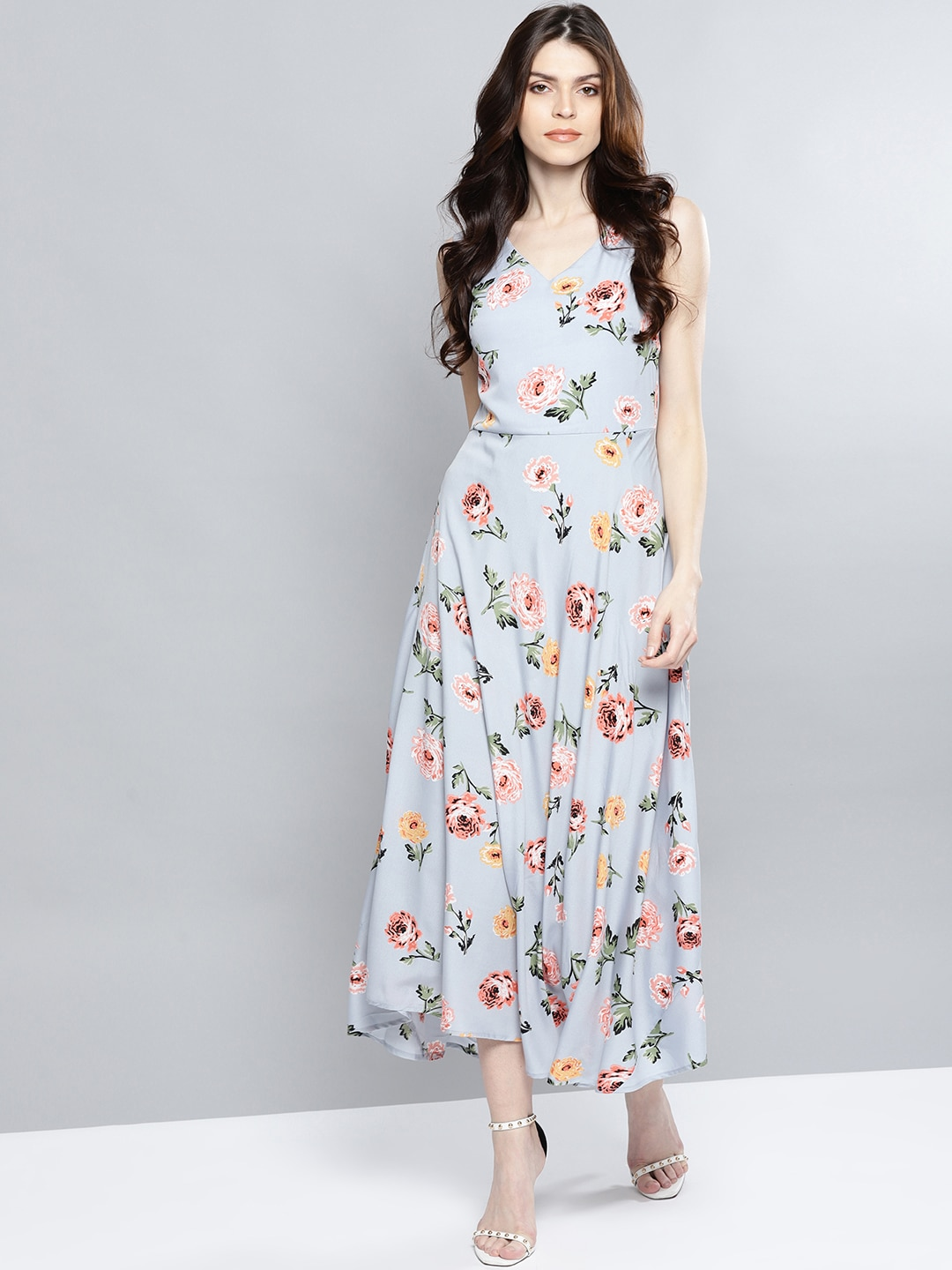 87213df7e99 Floral Gown - Buy Floral Gown online in India