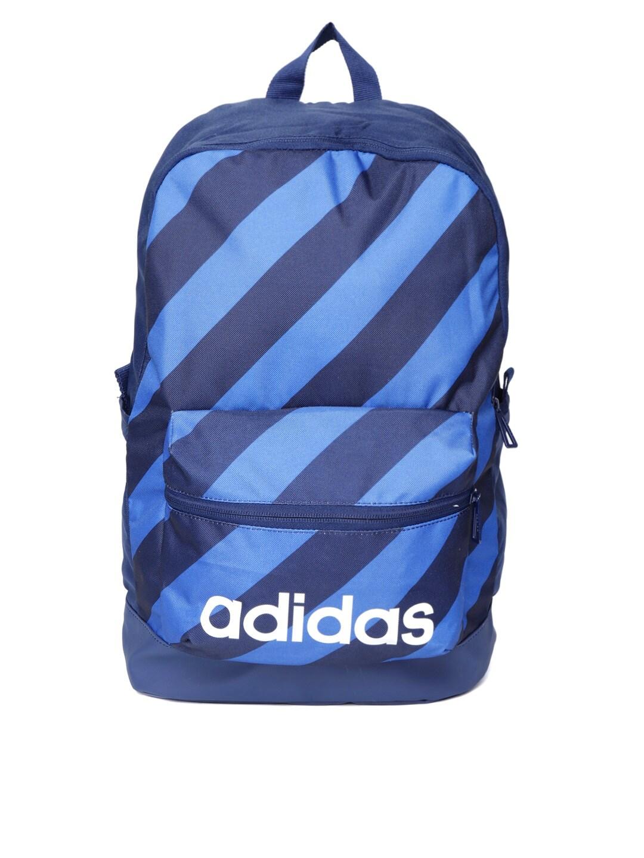 6b2e841ed707 Adidas Blue Backpacks - Buy Adidas Blue Backpacks online in India