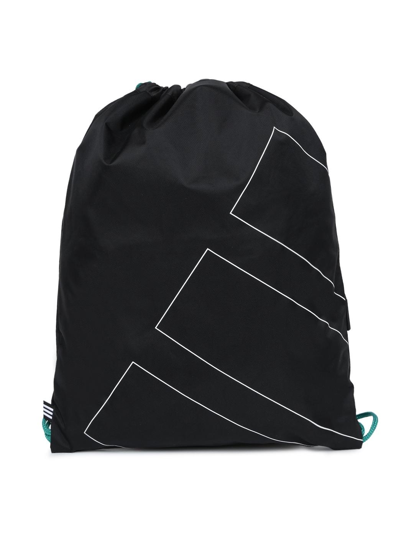 343b4078fa5de Black Adidas Men Bags Backpacks - Buy Black Adidas Men Bags Backpacks  online in India