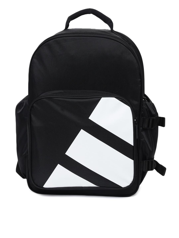 2b6d9d3fe5db Adidas Black Backpacks Bags - Buy Adidas Black Backpacks Bags online in  India