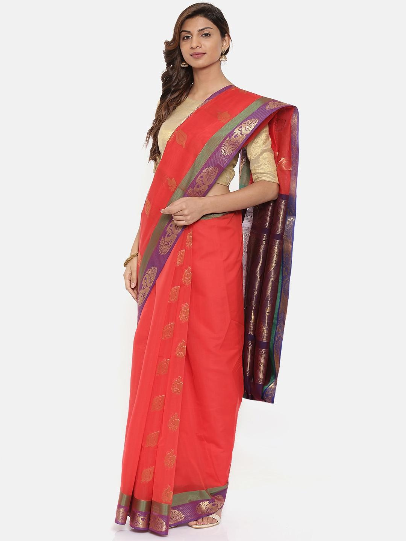 a75282a92788 Cotton Silk Saree - Buy Cotton Silk Sarees Online