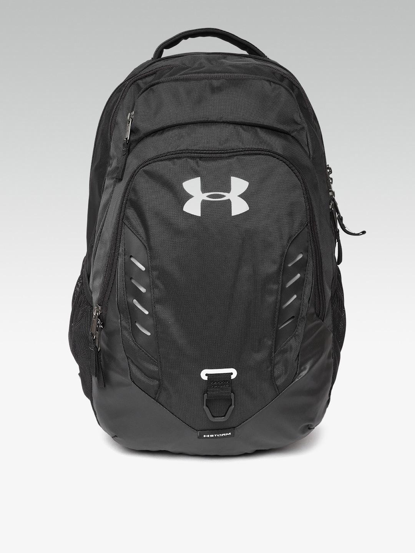 27b0085e8 UNDER ARMOUR Unisex Black Gameday Laptop Backpack