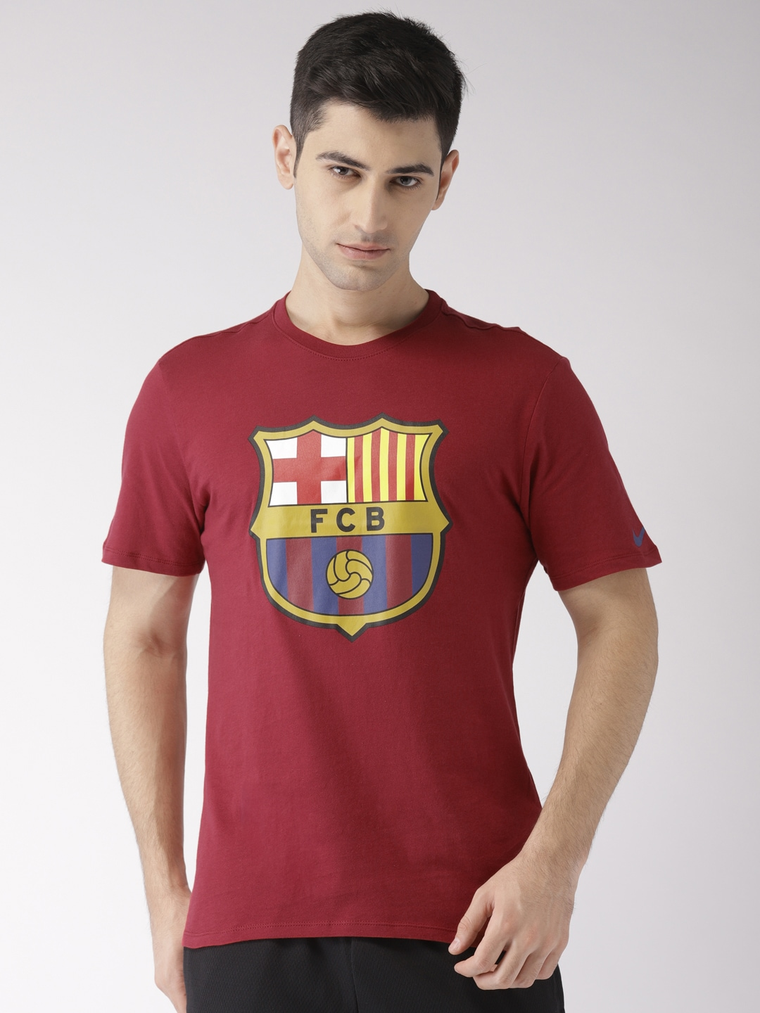 90f7d6adc5f Nike French Connection Fcb Tshirts - Buy Nike French Connection Fcb Tshirts  online in India
