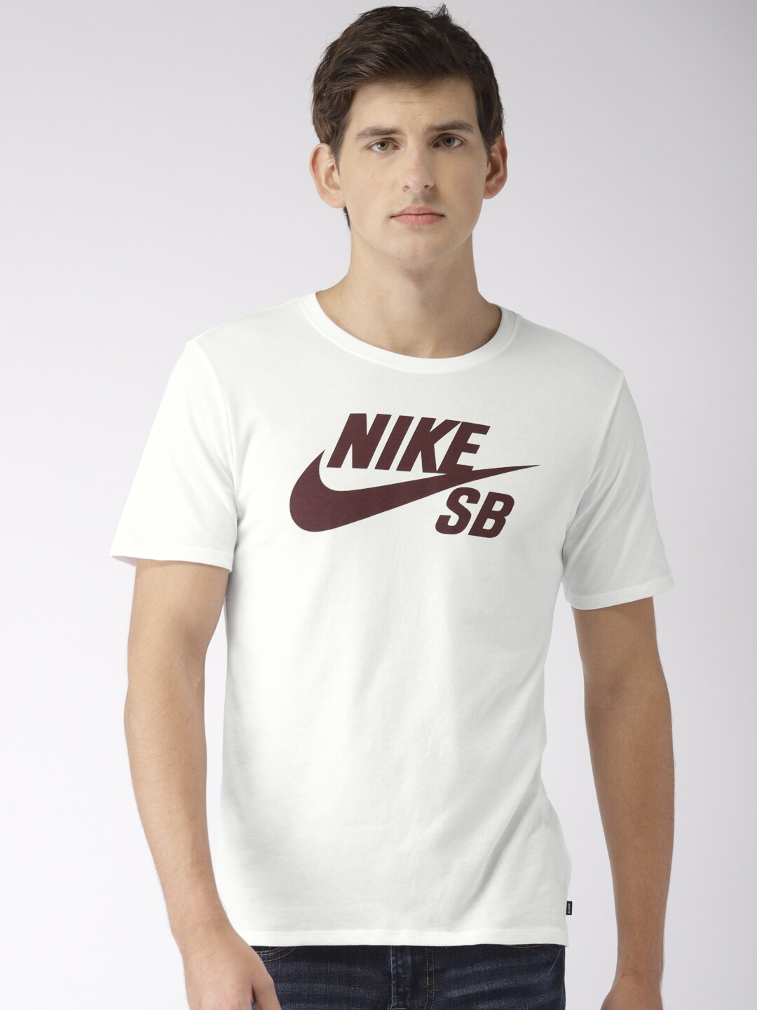 Nike Tshirts Buy T Shirts Online In India Myntra Baju Jeans By Henni Collection