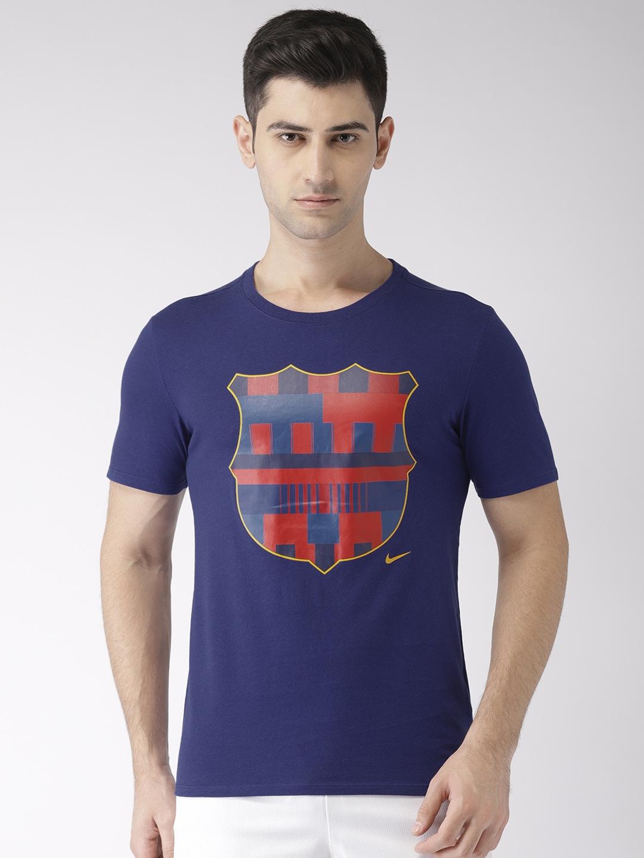 efc4b0dbb6 Nike TShirts - Buy Nike T-shirts Online in India   Myntra