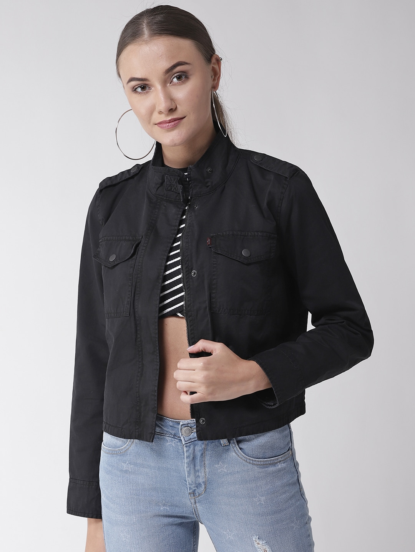 e9df32e4b6e4b3 Women Denim Jacket - Buy Women Denim Jacket online in India