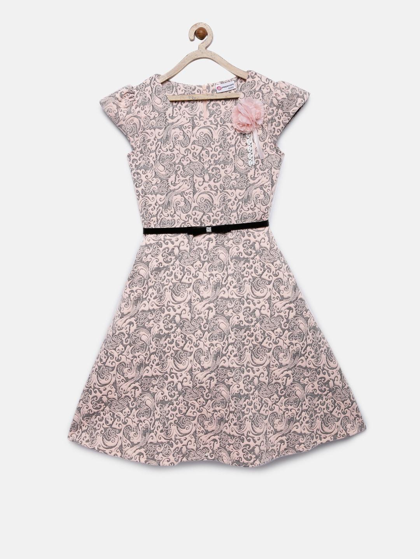 7689582e6a0 Peach Dresses Shrug - Buy Peach Dresses Shrug online in India
