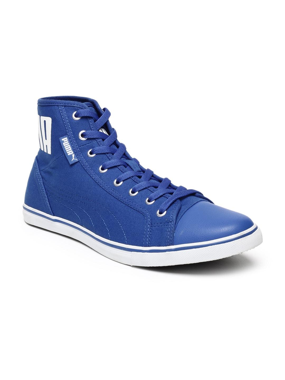 Puma Canvas Sneaker - Buy Puma Canvas Sneaker online in India ac098d5b1