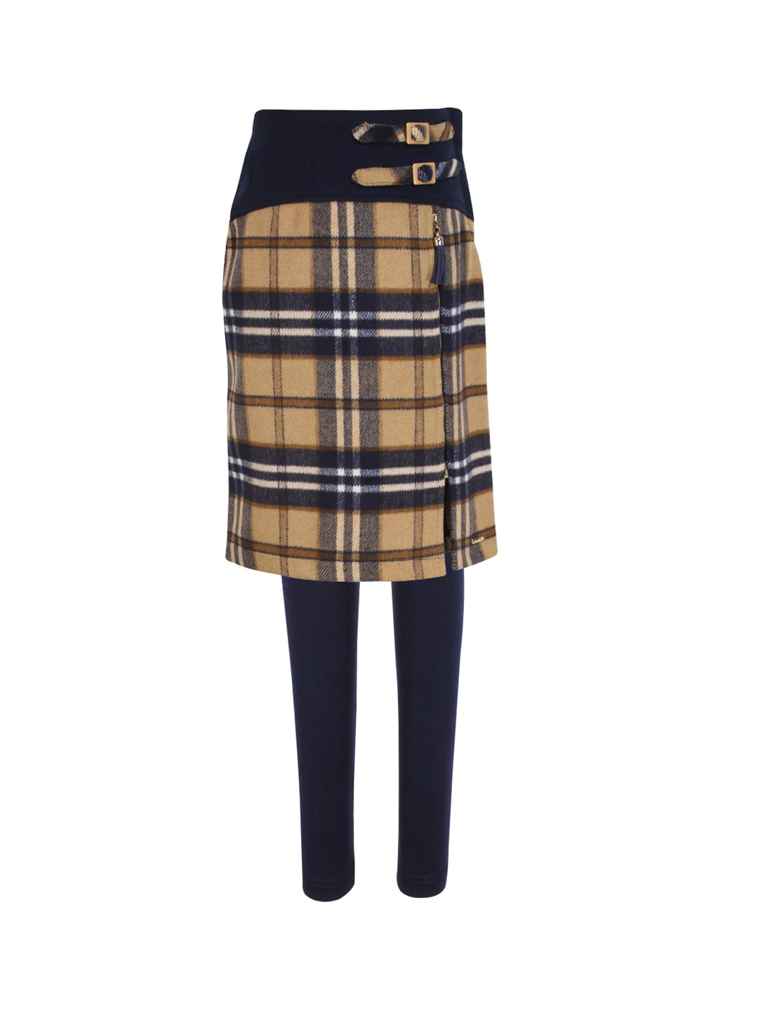52a17a4334 Checked Skirts - Buy Checked Skirts online in India