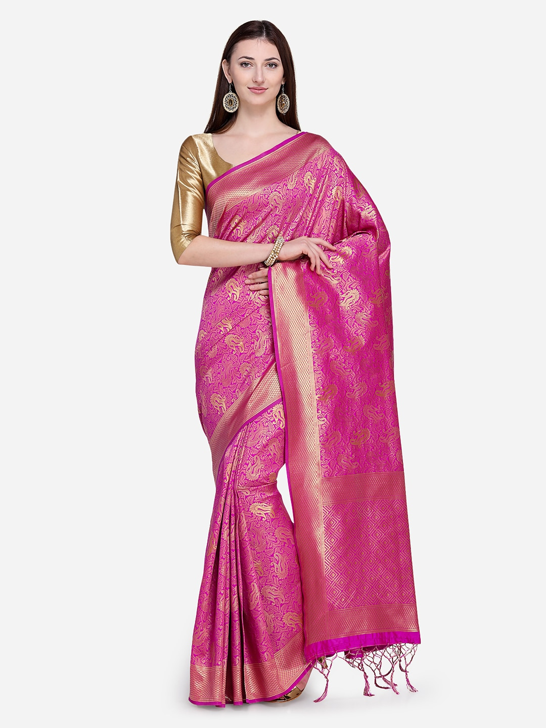 5a827a4363 Saree Swarg - Buy Saree Swarg online in India
