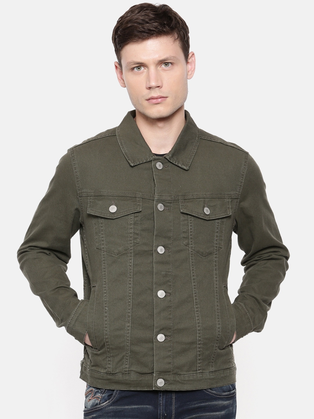 8544f168df5d Jack   Jones Jackets Rain Jacket - Buy Jack   Jones Jackets Rain Jacket  online in India
