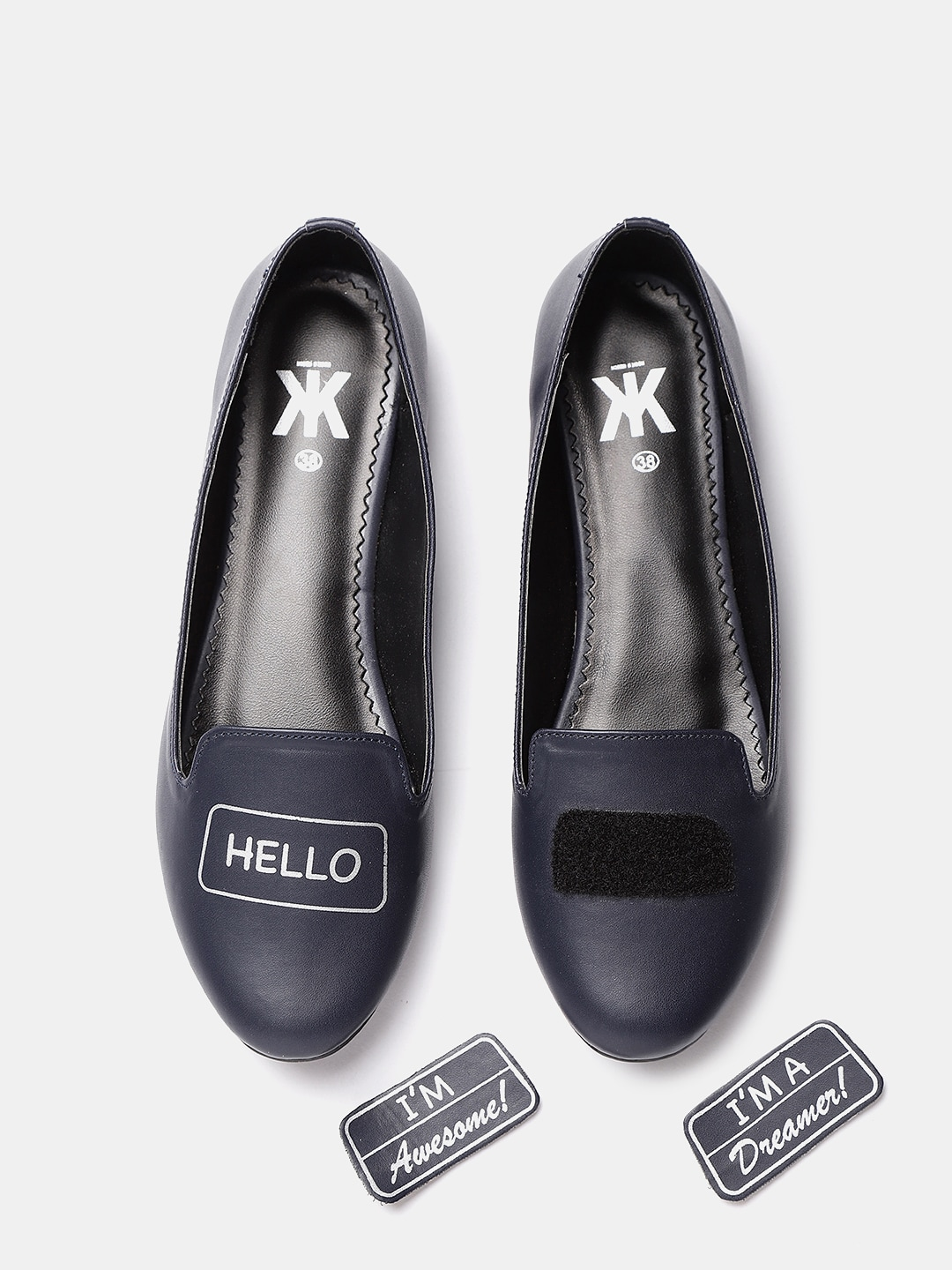 a82e8d485 Navy Blue Loafers - Buy Navy Blue Loafers online in India