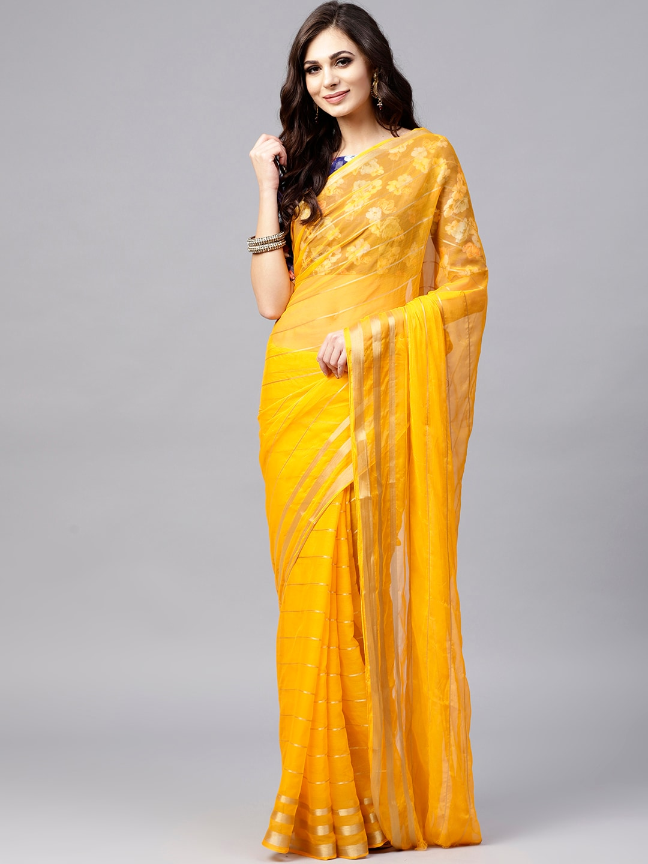 dea2c41b3fe5ab Ethnic Saree - Traditional Designer Ethnic Sarees Collection - Myntra