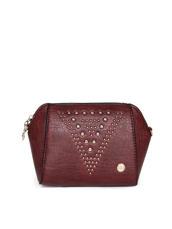 2422997611 Maroon Bags Handbags - Buy Maroon Bags Handbags online in India