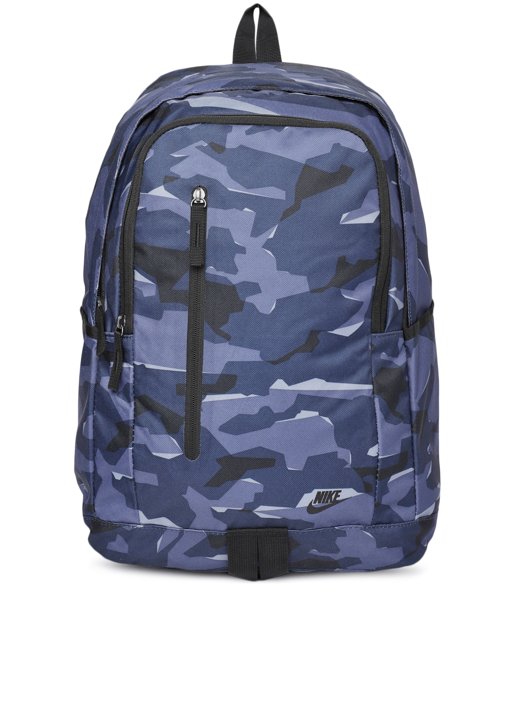Nike Unisex Blue Backpack 0df7edd17db38