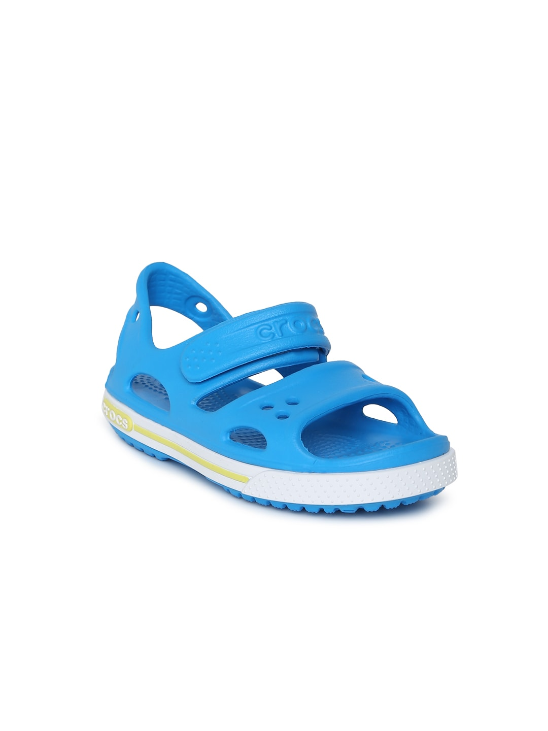 Crocs Boys Blue Comfort Sandals