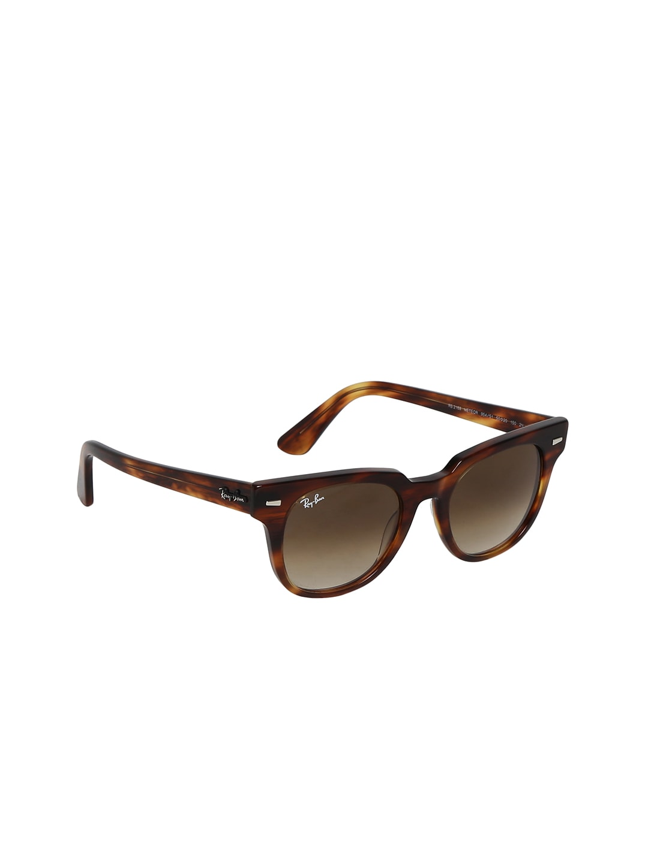 260d54dc3aaa Ray Ban Brown Eyewear - Buy Ray Ban Brown Eyewear online in India