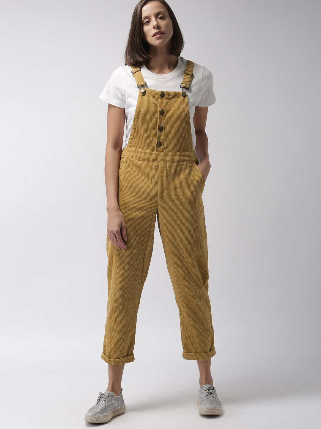 d6e6184ab66 Forever 21 Jumpsuit - Buy Forever 21 Jumpsuit online in India