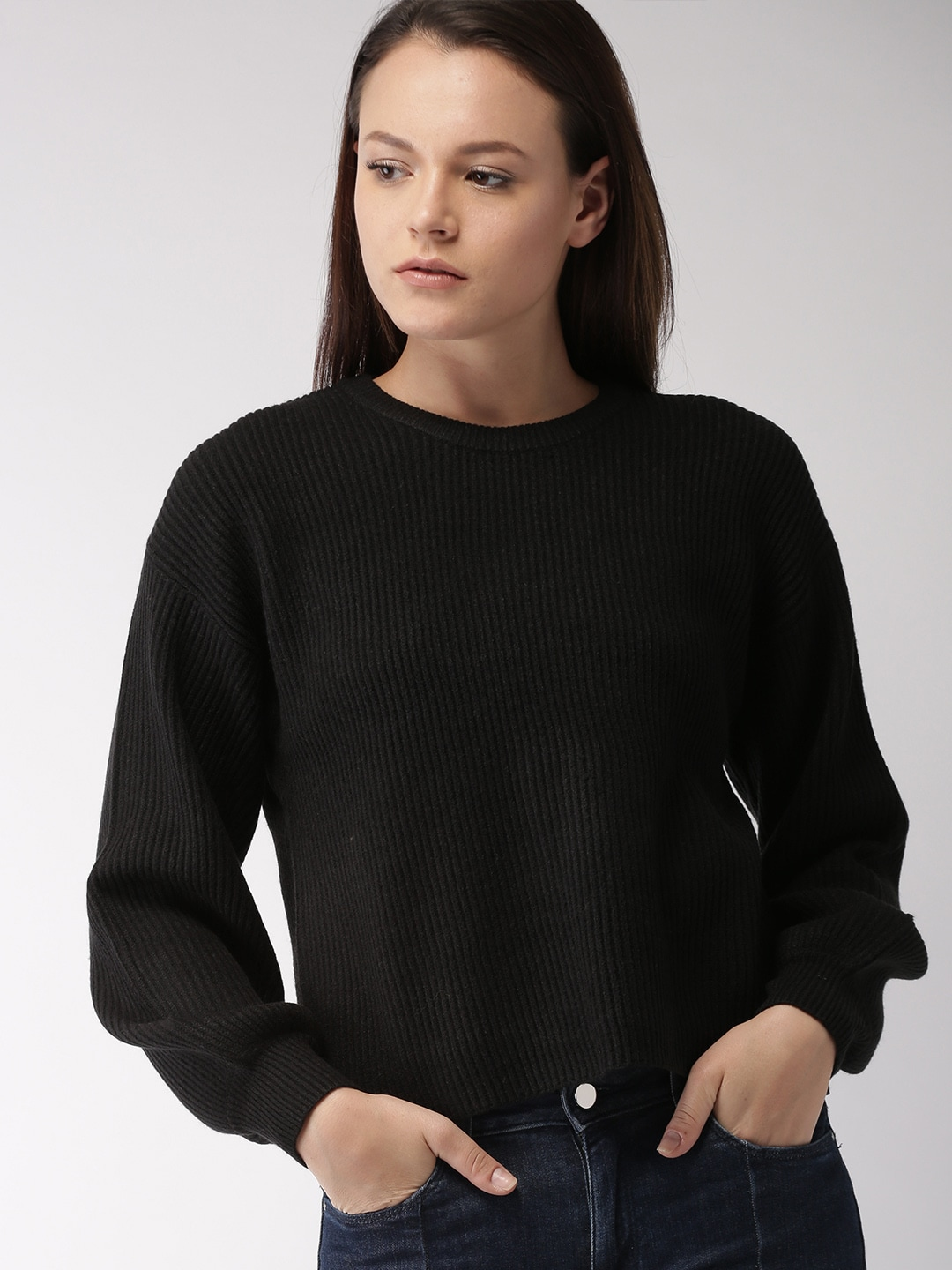 Forever 21 Sweaters - Buy Forever 21 Sweaters online in India a002a0f43