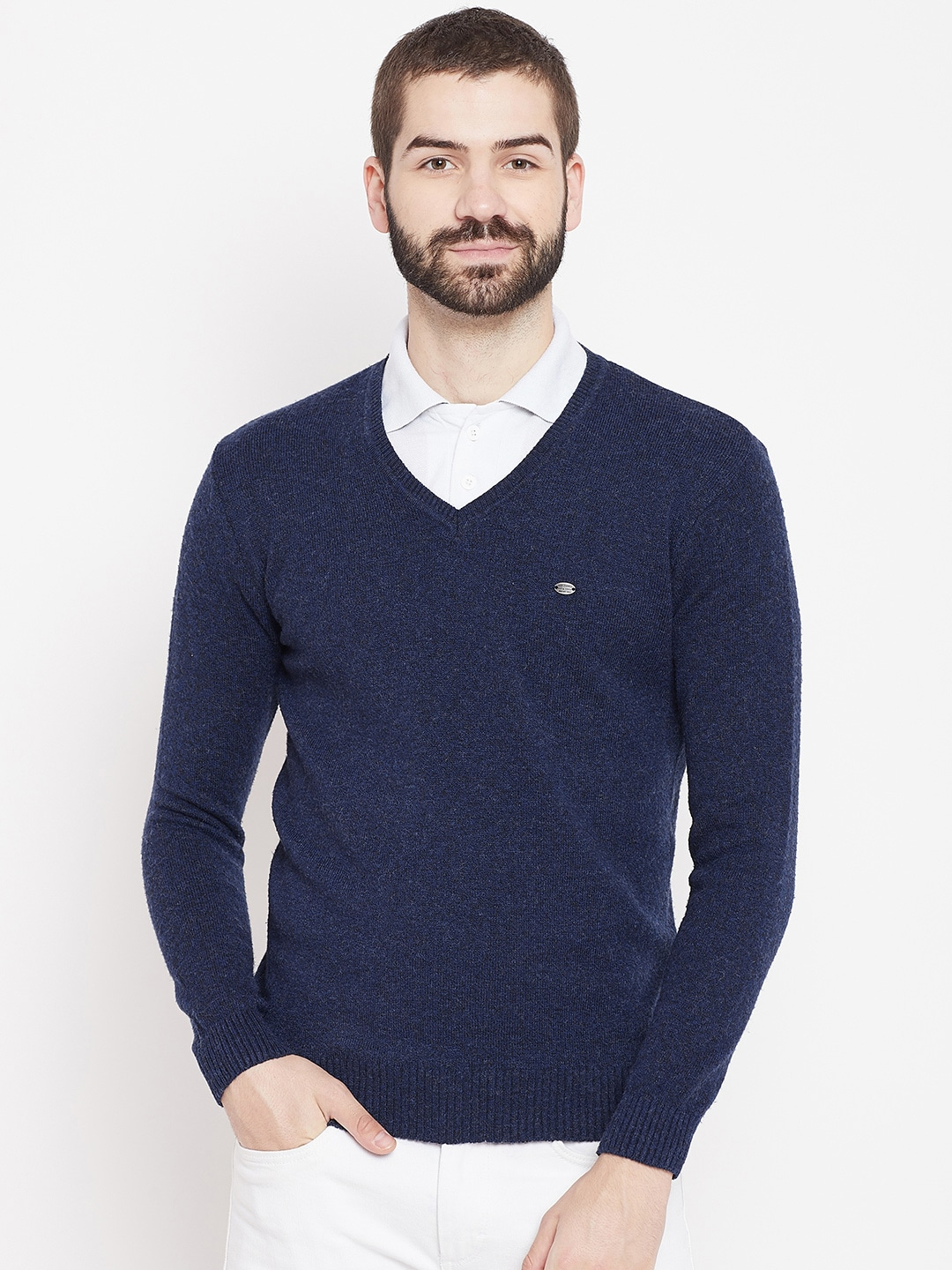 0b0c7ffc V Neck Sweaters | Buy V Neck Sweaters Online in India